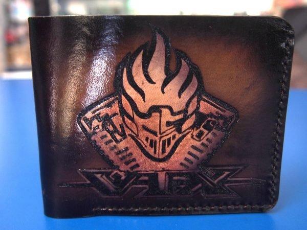 кошелек с логотипом Vtx фото 5