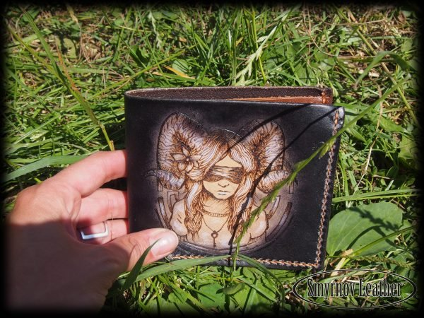 портмоне с рисунком фото