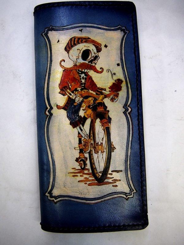 тревел кошелек велосипедист фото 4