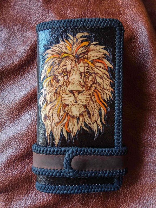 кошелек царь зверей фото 1
