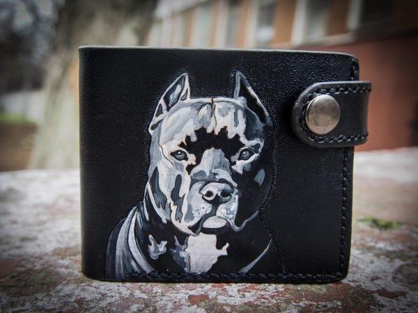 кошелек с собакой фото 6