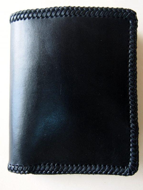 черное портмоне