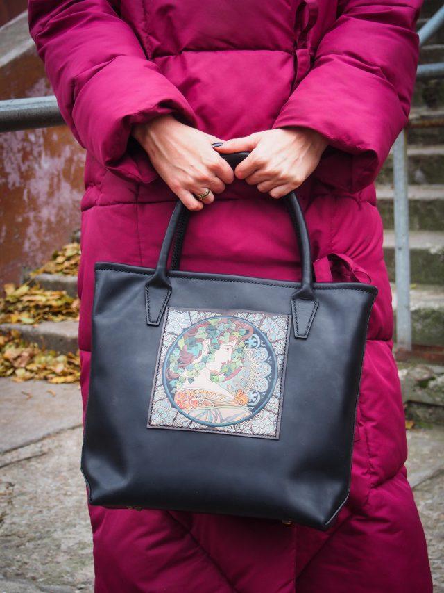 женская сумка альфонс муха фото 3