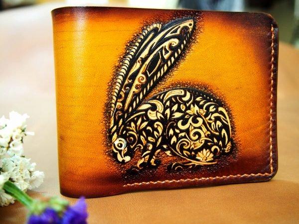 кошелек кролик фото