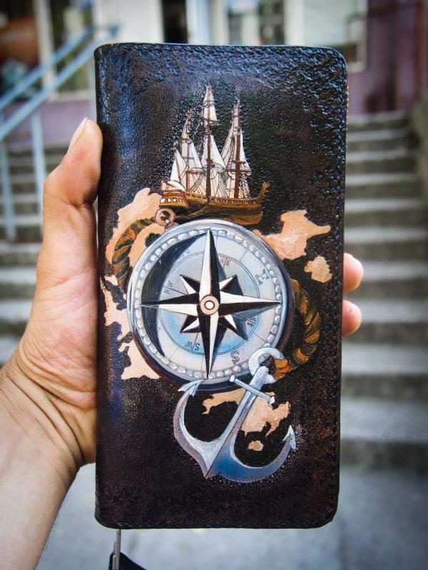 кошелек для моряка купить украина фото 5