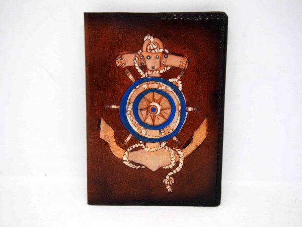 обложка на паспорт морская фото