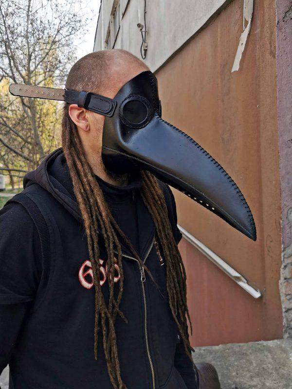 маска чумного доктора фото 5