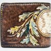 женский кожаный кошелек со вставкой из кожи питона фото 8